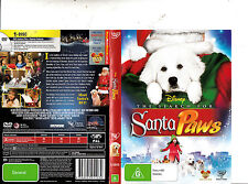 The Search For Santa Paws-2010-Walt Disney-Animated- Movie-DVD