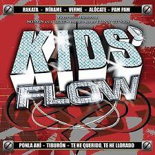 Luny Tunes Mas Flow Kids by Various Artists (CD, Dec-2006, Machete Music)