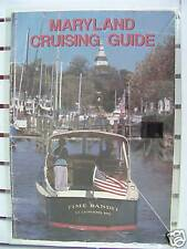 MARYLAND CRUISING GUIDE 1998-99 CHART BOOK