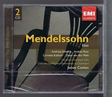 JAMES CONLON 2CDs NEW MENDELSSOHN ELIAS ANDREAS SCHMIDT
