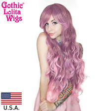 Gothic Lolita Wigs® Classic Wavy Lolita Collection™ - Rose Fade