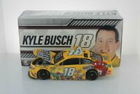 KYLE BUSCH #18 2020 M&Ms MINIS 1/24 SCALE NEW IN STOCK FREE SHIPPING