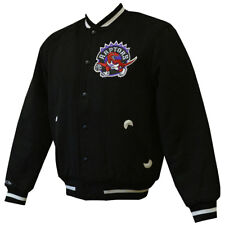 Toronto Raptors Mitchell & Ness In The Stands Varsity Jacket XL