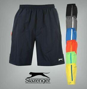 Mens Slazenger 2 Pockets Woven Shorts Sports Pants Bottoms Sizes from S to XXXXL