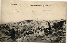 CPA Argonne - La Créte de Vauquois sous la Neige (240598)