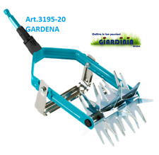 GARDENA AEREATORE STELLARE CON LAMA SARCHIATRICE Art.3195-20