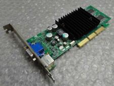 Original Genuine 64MB Nvidia Geforce 4 09P301 9P301 VGA / AGP Graphics Card
