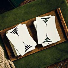 Erdnase x Madison Black Playing Cards - Ellusionist ExM Black Deck
