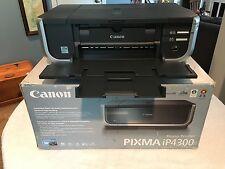 Canon PIXMA IP4300 Digital Photo Inkjet Printer