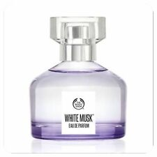 The Body Shop White Musk Eau De Perfume 50ml BNIB