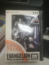 New listing Kaiyodo Revoltech 026 Evangelion Limited Edition Mass Production Type Weapon Ver