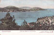TURKEY - Costantinople - L'Ile de Halki et de Prinkipo