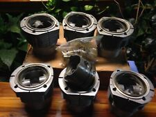 Porsche 911 E 2.2 Cylinder Set w/ Pistons, Rings, Pins and Clips