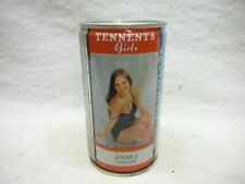 """Tennent'S """"Angela Contented"""" 333Ml C/S Beer Can~Scotland #5"""