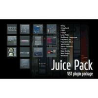 Image-Line Juice Pack Plug-In VSTi Effects FX FL Studio Bundle E-Delivery