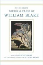 The Complete Poetry and Prose of William Blake by William Blake (2008, Hardcover)