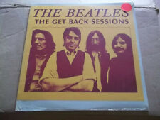 Beatles - the Get Back  Sessions rare studio LP REissue Tmoq  Color Vinyl SEALED