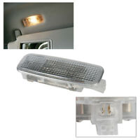 2Pcs Interior Sun Visor Courtesy Light 4D0947105A OE For AUDI TT A3 A4 A6 C5 A8