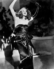 8x10 Print Rita Hayworth Gilda 1946 #GILD