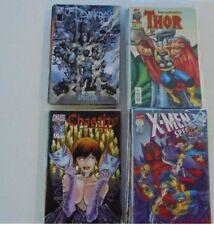 65x DC Marvel Superhelden Comic Sammlung Z.1/1-2/2