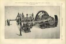 1900 Compound Electric Light Engine, Robey Lincoln