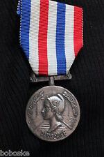 Médaille des Chemins de Fer (1983)(Argent)