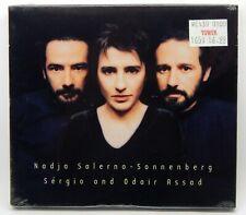 Nadja Salerno-Sonnenberg, Segio and Odair Assad ~ NEW CD (Sep-1999, Nonesuch)