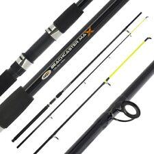2 X NGT Beachcaster 12ft 4-6oz Sea Rod Post