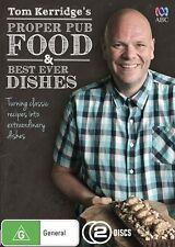 Tom Kerridge's Proper Pub Food &Best Ever Dishes (DVD, 2015, 2-Disc Set)