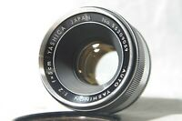 Yashica Auto Yashinon 5cm 50mm F/2 MF Lens SN5209059 for M42 Mount from Japan
