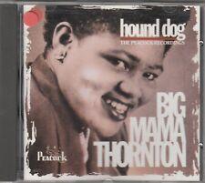 BIG MAMA THORNTON - hound dog / the peacock recordings CD