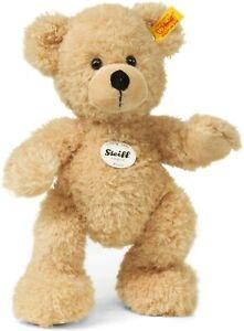 Steiff 28cm Fynn Teddy Bear (Beige) + Free Steiff Box