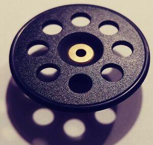 PE Reibrad - Idler Wheel - Ø45 - Nachbau für Plattenspieler PE33 & PE34