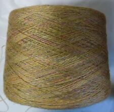 RAYON MARL 8/3 - 2500 YPP VALDESE LACE CONE YARN 4 LBS 1 OZ MONET COLOR MIX (R4)