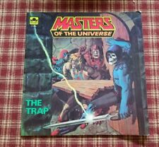 He-man vintage 80's paperback book in mint condition