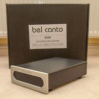 Bel Canto e.One Series Dual Mono S300 Power Amplifier Balanced 2x300w 4ohm BOXED