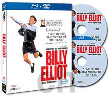 Billy Elliot (2000) - Lee Hall, Jamie Bell  (BLU-RAY/DVD 2-Disc Set)