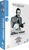 George Formby Collection DVD (2007) George Formby cert PG 4 discs ***NEW***