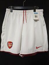 2008-10 Arsenal Home & Away Football Shorts Soccer M