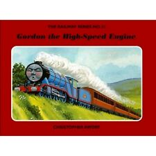SIGNED Railway Series No 31 Gordon the High-Speed Engine Christopher Awdry...