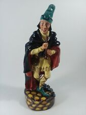 "Royal Doulton Figurine The Pied Piper Hn 2102 9"" Made in England"