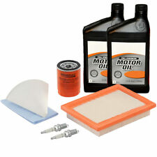 Generac 11KW Maintenance Kit for 2013 Evolution Standbys w/ 5W-30 Synthetic Oil