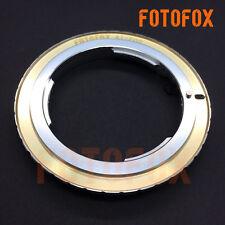 FOTOFOX AI-EOS Nikon AI F Lens to Canon EOS EF EF-S Mount 700D 60D 6D 5D Adapter