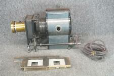 Antique Bausch & Lomb Model C Balopticon Slide Projector Serial #16069 C. 1892