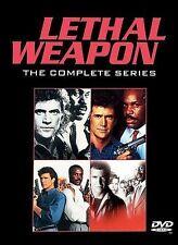 Lethal Weapon The Complete Series Box Set Snapcase Mel Gibson Joe Pesci