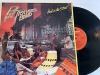Pat Travers Band – Heat In The Street LP 1978 Polydor PD-1-6170 Hard Rock VG+