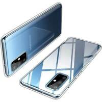 For Samsung Galaxy S20 Plus S20 Ultra 5G Clear TPU Gel Protective Case Cover