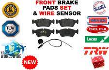 FOR BMW Z3 ROADSTER CAB E36 1.8i 1.9i 2.8i 1995-2000 FRONT BRAKE PADS SET