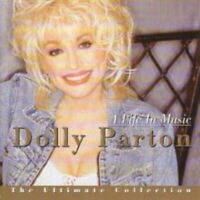 DOLLY PARTON a life in music - the ultimate collection (CD, album) greatest hits