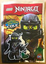 LEGO Porte-clés Ninjago Noir Ninja Cole